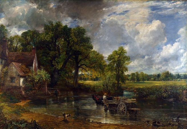 John_Constable_-_The_Hay_Wain_(1821)