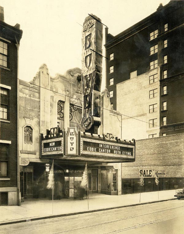 marquee_Copyright- The Irvin R. Glazer Collection, Athenaeum of philadelphia