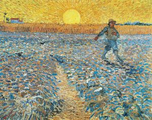 Vincent van Gogh, The Sower, 1888