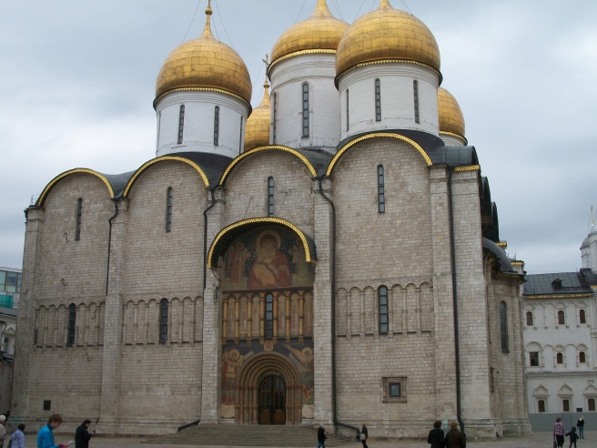 Aristotele Fioravanti, Cathedral of the Dormition, Moscow, Kremlin, 1475–79