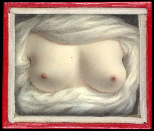Sarah Goodridge, Beauty Revealed, 1828 (Metropolitan Museum of Art)