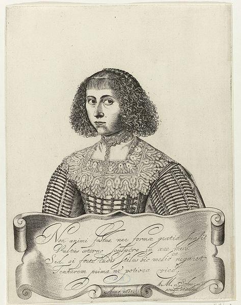 AnnaMaria_vanSchurman_Self-Port, 1640