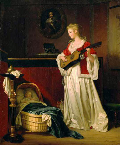 Marguerite_Gérard_-_Sleep_my_child