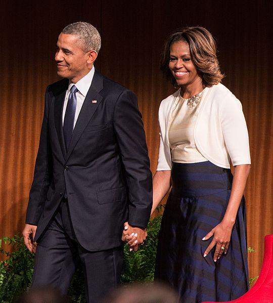 Barack & Michelle
