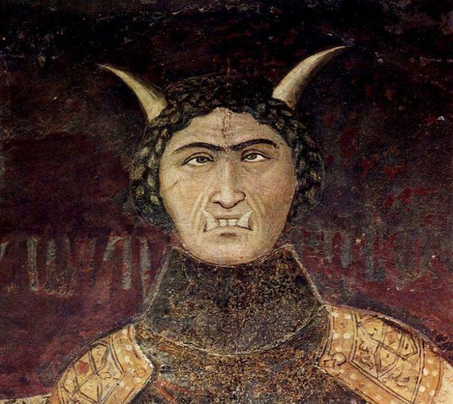 Lorenzetti's Tyrant